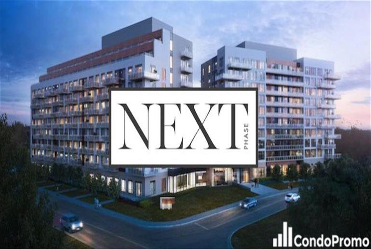 NEXT PHASE at ELGIN EAST CONDOS and TOWNS 1